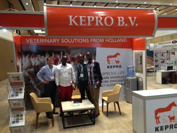 Kepro at Poultry Africa